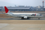 Tomo-Papaさんが、福岡空港で撮影した日本トランスオーシャン航空 737-429の航空フォト(写真)