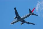 おつさんが、成田国際空港で撮影した日本航空 767-346F/ERの航空フォト(写真)