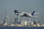 comさんが、羽田空港で撮影した全日空 787-9の航空フォト(写真)