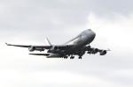 マスターMさんが、成田国際空港で撮影したカーゴルクス・イタリア 747-4R7F/SCDの航空フォト(写真)