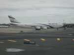 JA8037さんが、ニューアーク・リバティー国際空港で撮影したエル・アル航空 747-458の航空フォト(写真)