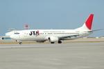 yanaさんが、那覇空港で撮影した日本トランスオーシャン航空 737-429の航空フォト(写真)