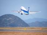 ken1☆MYJさんが、松山空港で撮影したANAウイングス 737-54Kの航空フォト(写真)