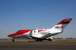 maverickさんが、仙台空港で撮影したホンダ・エアクラフト・カンパニー HA-420の航空フォト(写真)