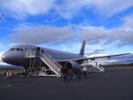 CLIP@h.s.さんが、ホバート国際空港で撮影したジェットスター A320-232の航空フォト(写真)