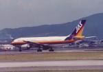 ドリームクルーザーさんが、伊丹空港で撮影した日本エアシステム A300B4-2Cの航空フォト(写真)