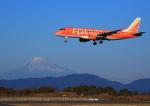 タミーさんが、静岡空港で撮影したフジドリームエアラインズ ERJ-170-200 (ERJ-175STD)の航空フォト(写真)