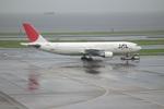 forgingさんが、羽田空港で撮影した日本航空 A300B4-622Rの航空フォト(写真)