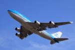 多楽さんが、成田国際空港で撮影したKLMオランダ航空 747-406Mの航空フォト(写真)