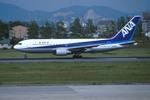 apphgさんが、名古屋飛行場で撮影した全日空 767-281の航空フォト(写真)