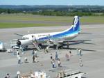 kouchaさんが、女満別空港で撮影したエアーニッポン YS-11A-500の航空フォト(写真)