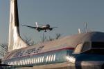 岡崎美合さんが、成田国際空港で撮影した日本航空機製造 YS-11の航空フォト(写真)