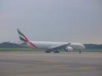 KOSEIさんが、ミラノ・マルペンサ空港で撮影したエミレーツ航空 777-31H/ERの航空フォト(写真)