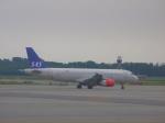 KOSEIさんが、ミラノ・マルペンサ空港で撮影したスカンジナビア航空 A320-232の航空フォト(写真)