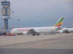 KOSEIさんが、ミラノ・マルペンサ空港で撮影したエチオピア航空 767-306/ERの航空フォト(写真)