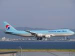 Semirapidさんが、関西国際空港で撮影した大韓航空 747-8B5F/SCDの航空フォト(写真)