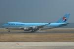 Semirapidさんが、北九州空港で撮影した大韓航空 747-4B5F/ER/SCDの航空フォト(写真)