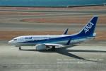 かみきりむしさんが、中部国際空港で撮影した全日空 737-781の航空フォト(写真)