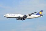 sonnyさんが、羽田空港で撮影したルフトハンザドイツ航空 747-830の航空フォト(写真)
