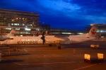 toekneeさんが、カルガリー国際空港で撮影したエア・カナダ・エクスプレス DHC-8-402Q Dash 8の航空フォト(写真)