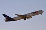 妄想竹さんが、成田国際空港で撮影したフェデックス・エクスプレス 767-3S2F/ERの航空フォト(写真)