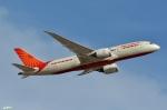 妄想竹さんが、成田国際空港で撮影したエア・インディア 787-8 Dreamlinerの航空フォト(写真)