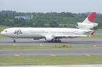 なぁちゃんさんが、成田国際空港で撮影した日本航空 MD-11の航空フォト(写真)