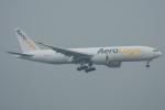 Tomo-Papaさんが、香港国際空港で撮影したエアロ・ロジック 777-FZNの航空フォト(写真)