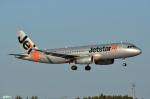 妄想竹さんが、成田国際空港で撮影したジェットスター・ジャパン A320-232の航空フォト(写真)