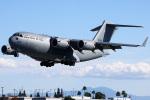 Ryan-airさんが、ロングビーチ空港で撮影したカタール空軍 C-17A Globemaster IIIの航空フォト(写真)