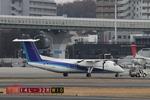 ☆しげたそ☆さんが、伊丹空港で撮影したANAウイングス DHC-8-314Q Dash 8の航空フォト(写真)