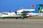 Kuuさんが、那覇空港で撮影した琉球エアーコミューター DHC-8-103Q Dash 8の航空フォト(写真)