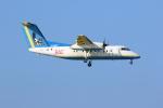 さちやちさんが、那覇空港で撮影した琉球エアーコミューター DHC-8-103Q Dash 8の航空フォト(写真)