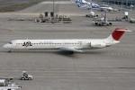 RJFT Spotterさんが、中部国際空港で撮影したJALエクスプレス MD-81 (DC-9-81)の航空フォト(写真)