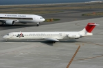 RJFT Spotterさんが、中部国際空港で撮影した日本航空 MD-81 (DC-9-81)の航空フォト(写真)