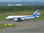 bb212さんが、新千歳空港で撮影した全日空 A320-211の航空フォト(写真)