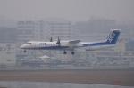 pringlesさんが、福岡空港で撮影したANAウイングス DHC-8-402Q Dash 8の航空フォト(写真)