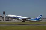 Gambardierさんが、伊丹空港で撮影した全日空 767-381/ERの航空フォト(写真)