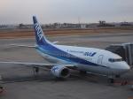 ken1☆MYJさんが、仙台空港で撮影したANAウイングス 737-5L9の航空フォト(写真)