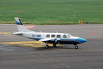 Gambardierさんが、アントワープ国際空港で撮影した不明 PA-60-601P Aerostarの航空フォト(写真)