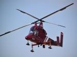 Mizuki24さんが、東京ヘリポートで撮影したアカギヘリコプター K-1200 K-Maxの航空フォト(写真)