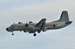 やまちゃんKさんが、那覇空港で撮影した航空自衛隊 YS-11A-402EBの航空フォト(写真)