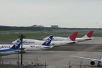フレッシュマリオさんが、成田国際空港で撮影した日本航空 747-346の航空フォト(写真)