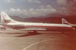 JA8037さんが、台北松山空港で撮影した遠東航空 SE-210 Caravelle VI-Rの航空フォト(写真)