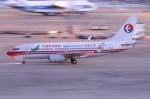 Wings Flapさんが、中部国際空港で撮影した中国東方航空 737-79Pの航空フォト(写真)