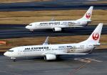 new_2106さんが、羽田空港で撮影した日本航空 737-846の航空フォト(写真)