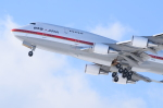 naowakaさんが、千歳基地で撮影した航空自衛隊 747-47Cの航空フォト(写真)