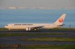 はれいろさんが、羽田空港で撮影した日本航空 767-346の航空フォト(写真)
