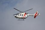 チャッピー・シミズさんが、岐阜県防災航空センターで撮影したセントラルヘリコプターサービス BK117C-1の航空フォト(写真)