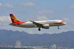 Gambardierさんが、関西国際空港で撮影した香港エクスプレス A320-214の航空フォト(写真)